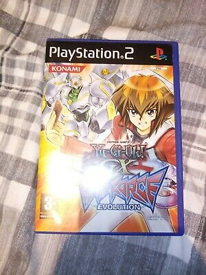 YuGiOh Gx Tag Force Evolution Ps2 • 13£