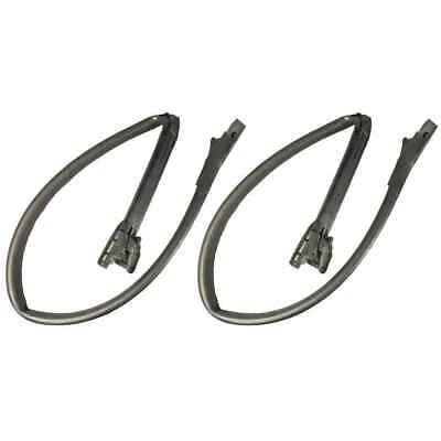 $215 • Buy Upper Door Seal Weatherstrip - Pair - Left & Right Side For 94-04 Ford Mustang