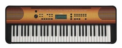 AU835.30 • Buy 2019 NEW YAMAHA Portable Keyboard Maple-like PSR-E360MA From Japan