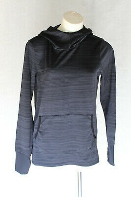 🦐 Size 14 Clothing & Co Fitness Grey Polyester Blend Hooded Active Sweater • 4.53£