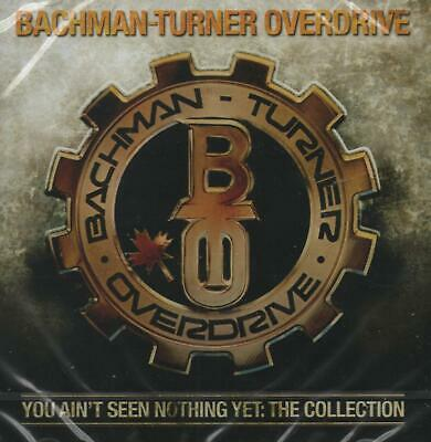 £5.95 • Buy Bachman Turner Overdrive : You Ain't Seen Nothing Yet : The Collection - New Cd!