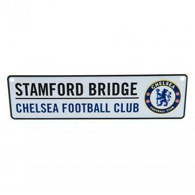 Chelsea FC Window Sign Brand New Official Football Club Christmas Gift    • 4.75£