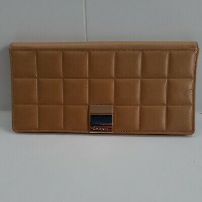 AU250 • Buy CHANEL Chocolate Bar Card Holder
