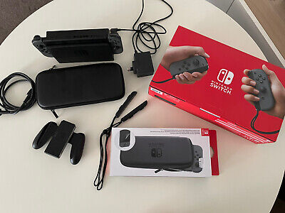 AU300 • Buy Nintendo Switch 32gb Grey Joy-Con Console