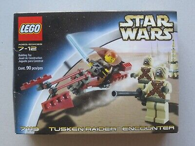 AU100 • Buy Lego Star Wars 7113 Tuscan Raider Encounter Nisb