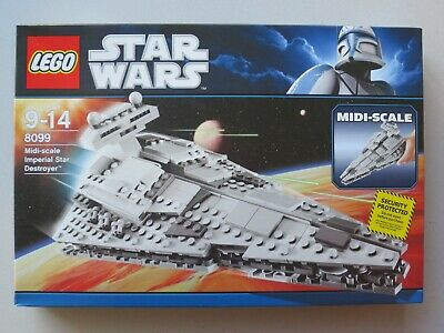 AU200 • Buy Lego Star Wars 8099 Midi-scale Imperial Star Destroyer Nisb
