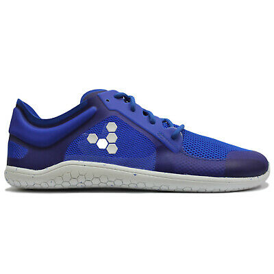 Vivobarefoot Mens Trainers Primus Lite II Recycled Lace-Up Textile Synthetic • 104.60£