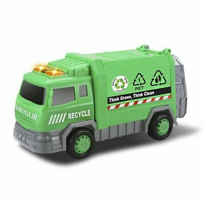 City Recycling Truck With Light & Sound • 7.99£