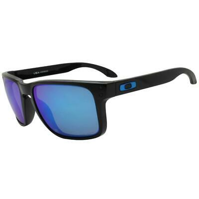 AU159.99 • Buy Oakley OO 9417-03 59 Holbrook XL Polished Black Prizm Sapphire Mens Sunglasses .