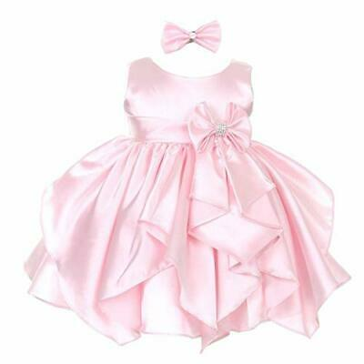 £24.35 • Buy Baby Girls Frock,Infant Frock For Party Wear And Birthday Occasion Free Shipping