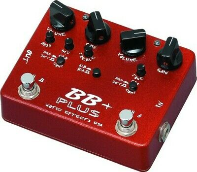 Xotic Effector Preamp / Overdrive BB Plus • 319.84£