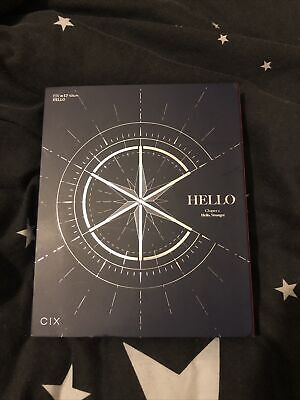 Cix Hello Stranger Album (no Photocards) Kpop • 4£