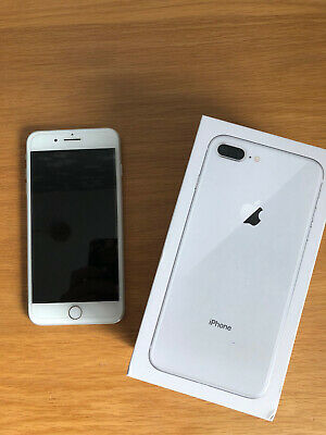 Apple IPhone 8 Plus White Unlocked 64GB - Excellent Condition. • 210£
