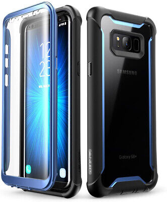 AU44.99 • Buy CASE For Samsung Galaxy S8+ Plus With Built-in Screen Protector Full-Body Rugged