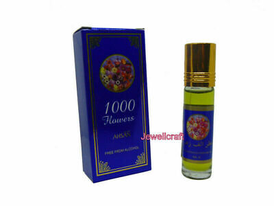 Ahsan 1000 Flowers Perfume Non Alcohol Attar Free Shipping WorldWide • 14.99£