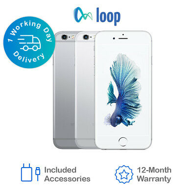 AU109 • Buy Apple IPhone 6 16GB 32GB 64GB 128GB - Network Unlocked *All Colours Available*