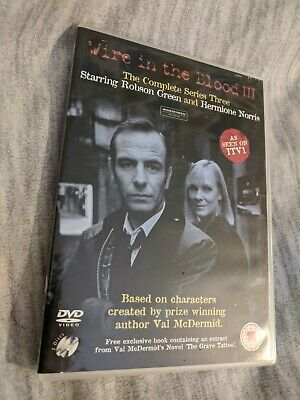 £1.49 • Buy Wire In The Blood - Series 3 (DVD, 2006, 2-Disc Set)