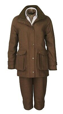 Laksen Limited Edition Ladies Silkwood Tweed Coats • 269£