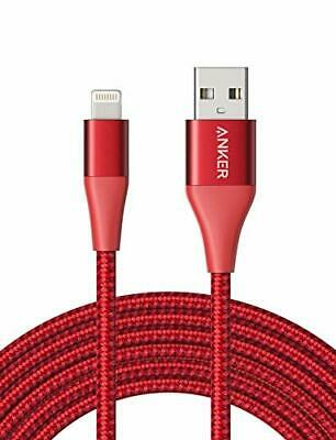AU44.26 • Buy Anker PowerLine+ II Lightning Cable (10ft / 3m), MFi Certified For Flawless