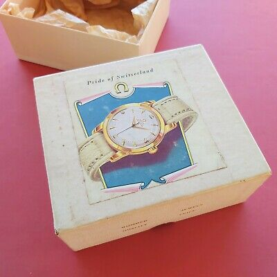 Vintage Omega Outer Box For Chronometer Automatic Constellation Seamaster • 140.02£