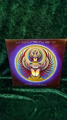Journey Captured 1981 2 Vinyl Lps In Ex Condition,a1-b1-c1-d1,all Covers In Vgc+ • 16.95£