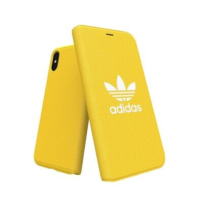 AU36.09 • Buy Adidas Originals BOOKLET Case For Apple IPhone X XS New In Branded Box GIFT
