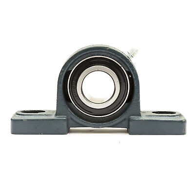 UCP205 NP25 Pillow Block Housed Bearing 25mm Bore Cast Iron Housing 2 Bolt • 6.29£