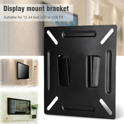 Wall Mount Stand Bracket Holder For 12-24  LCD LED Monitor Television PC Screen • 4.15£