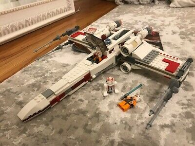 £62.11 • Buy Lego Star Wars 9493 X-Wing Starfighter 100% Complete, Manual