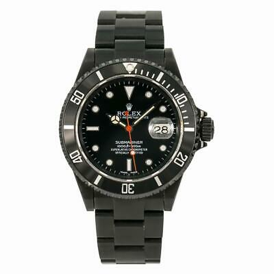 $ CDN13679.19 • Buy Rolex Submariner 16610T Z Serial 2006 Men's Automatic Watch Black PVD 40mm