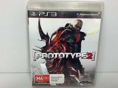 AU7.88 • Buy Prototype 2 + Manual - Playstation 3 PS3 - Free Tracked Postage