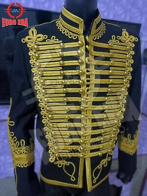 £179.81 • Buy New Adam Ant Hussars  Military Tunic Jacket Professional Edition,Reproduction