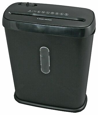 £19.49 • Buy ProAction Shredder 10 Litre Strip Cut A4 Auto On Reverse Function 2 Sheets - OE