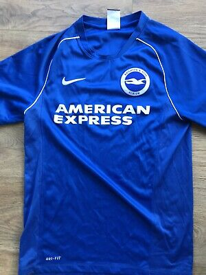 Brighton And Hove Albion Training Shirt Size S • 15.99£