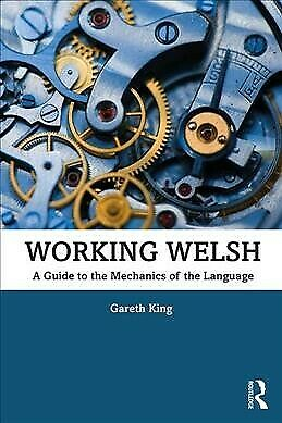 Working Welsh : A Guide To The Mechanics Of The Language, Paperback By King, ... • 32.36£