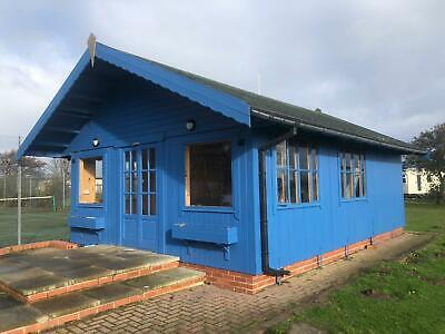 Lodge , Log Cabin , Day House ,park Home ,mobile Home, Off Site Sale 27x20  • 13,950£
