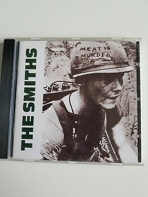 The Smiths - Meat Is Murder (CD 2012) • 2.50£