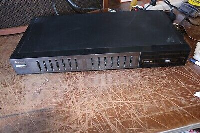 $ CDN25 • Buy Mitsubishi Stereo Graphic Equalizer Da-g108