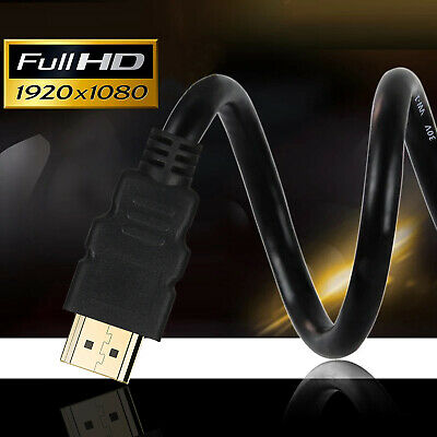 $ CDN21.84 • Buy 30FT/50FT/66FT High Speed Gold Plated HDMI 1.4 Cable Cord 3D 1080P HDTV