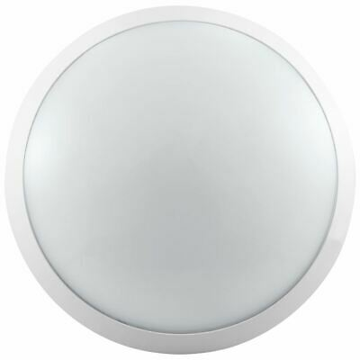 £32.95 • Buy CROMPTON LED 3hr Emergency Maintained Round Ceiling Bulkhead Light IP66