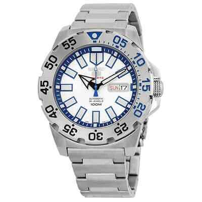 $ CDN423.61 • Buy SEIKO 5 Sports SRP481K1 Baby Mini Ice Blue Snow Monster Automatic Watch 4R36