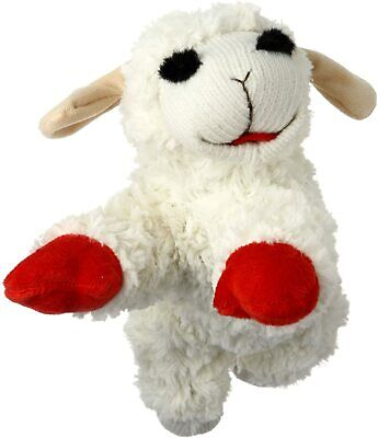 $8.04 • Buy Multipet Lambchop Plush Dog Toy 10  With Squeaker - Extremely Soft, 5 Squeakers