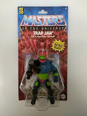 $29.99 • Buy Masters Of The Universe Origins Trap Jaw MOTU Walmart Exclusive 2020 Ships Fast
