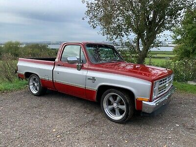 1985 Chevrolet C10 Pick Up Truck  GMC Sierra  • 18,000£
