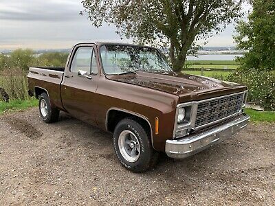 1980 Chevrolet C10 Pick Up GMC Sierra  • 16,500£