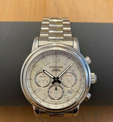 Chopard Mille Miglia 168511 Chronograph Mop 42mm Dial Automatic Gents Watch • 1,845£