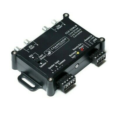 2 Channel Line Driver And Output Converter With Remote Turn On • 16.99£