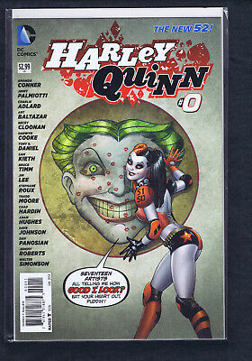 $ CDN24.99 • Buy Harley Quinn #0 New 52 NM 1st Print Never Read 2014 DC Comics