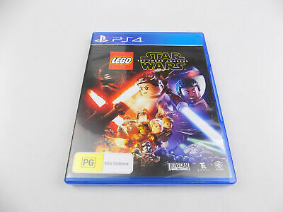 AU33.48 • Buy Mint Disc Playstation 4 Ps4 Lego Star Wars - The Force Awakens Free Postage