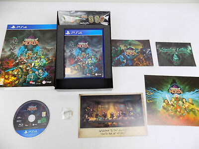 AU81.50 • Buy Brand New Playstation 4 Ps4 Children Of Morta Signature Collector's Edition